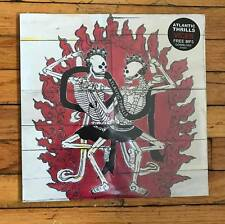 "Atlantic Thrills - Vices LP garage punk surf psychedelic psych 12"" vinyl SEALED"