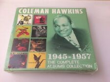 COLEMAN HAWKINS - THE COMPLETE ALBUMS COLLECTION 1945 - 1957 - NEW CD