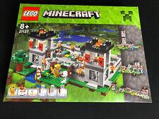 Lego 21127 Minecraft Die Festung The Fortress Neu New OVP