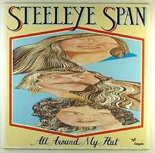 """12"""" LP - Steeleye Span - All Around My Hat - A4550 - washed & cleaned"""