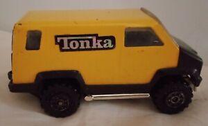 Vintage 1980s Tonka Metal Van