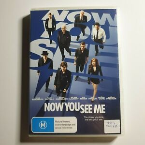 Now You See Me | DVD Movie | Thriller/Crime | Dave Franco, Woody Harrelson | PAL