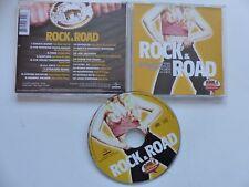 Compil ROCK & ROAD SANTANA SCORPIONS JOE JACKSON BUGGLES JJ CALE     CD ALBUM