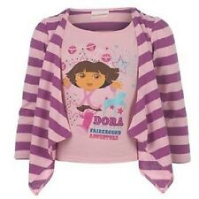 GIRLS DORA THE EXPLORER T-SHIRT TO FIT 1-2 YEARS BNWT OFFICIAL NICKOLODEON