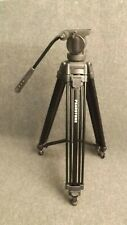 PEARSTONE Tripod with Fluid Head and Bag VERY NICE!