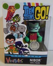 Diamond Select Vinimates DC Teen Titans Go! Nibor Figure Series 2 TRU Exclusive