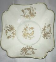 Antique Limoges France Serving / Candy Dish Bowl - Floral-Original Tag Attached!