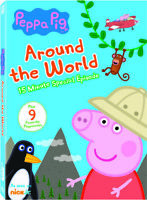 Peppa Pig: Around The World [New DVD] Ac-3/Dolby Digital, Dolby, Dubbed, Subti