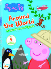 Peppa Pig: Around the World [New DVD] Ac-3/Dolby Digital, Dolby, Dubbe