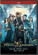 Pirates of the Caribbean: Dead Men Tell No Tales (DVD,2017)