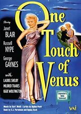 One Touch of Venus [New Dvd] Black & White, Ntsc Format