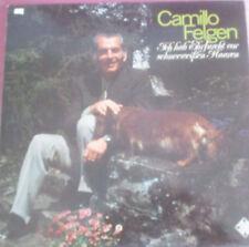 """LP Vinyl Camillo Felgen """"Ich hab so Ehrfurcht vor schneeweißen Haaren"""" 1973"""