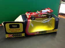 CORGI 152 FERRARI 312 B2 F1 RACING CAR, WHIZZWHEELS, MINT IN BOX.
