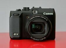 Canon PowerShot G1X 14.3 MP Digitalkamera - Schwarz