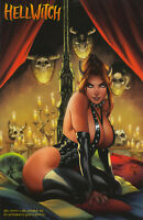 Hellwitch Hellbourne #1 1st Appearance of Gaatha Edition