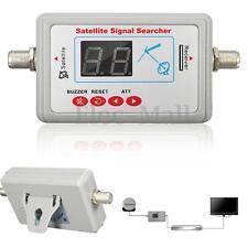 LCD DVB-T Mini Digital TV Antenna Satellite Signal Finder Searcher Meter SATLink