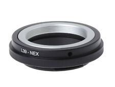 L39-NEX Lens Adapter for L39 Screw Mount Lens to SONY NEX E Mount Body UK STOCK