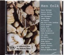 Various Artists - Men Folk: Collection from the Fellside Label (Brand New CD)