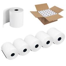 3 1/8 x 230 thermal paper 100 rolls Cash Register Premium Thermal Paper Rolls