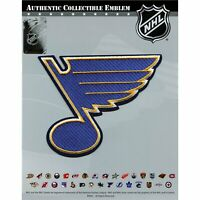 Saint St. Louis Blues Official NHL Hockey Primary Team Logo Jersey Emblem Patch