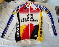 Cycling Jersey NOS NEW NWT Giordana Die Continentale VEW Rose Sparkasse Maxim M