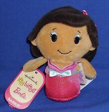 Retired Hallmark Itty Bittys Hispanic Barbie 2016 Bean Bag Plush NWT