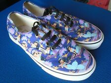 Vans Disney Aladdin Princess Jasmine shoes size 4.5