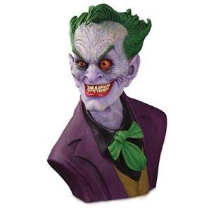 DC Gallery Joker - Rick Baker Standard Life Size 1:1 Bust Limited Edition - NEW