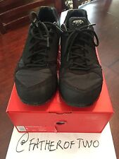 Used Authentic Nike Zoom Talaria '16 US Size 9 UK Sz 8 Black