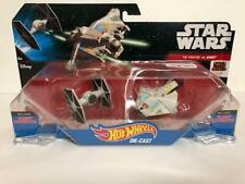 NEW w/defects Hot Wheels Disney Star Wars Rebels TIE Fighter vs. Ghost, Die-Cast