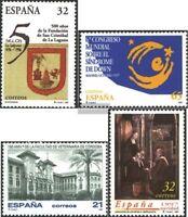 Spanien 3357,3358,3359,3360 (kompl.Ausg.) postfrisch 1997 Sondermarken