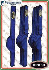 "Fodero portacanna Ignesti ""SURF XL"" surf casting 1-2-3 scomparti cm.180"