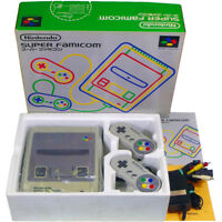 Nintendo Super Famicom Console SHVC-001 System Japan Import SFC Working Complete