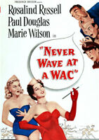 Never Wave at a WAC [New DVD]