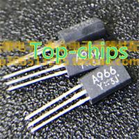 10pcs 2SA966-Y 2SA966Y TO-92L  Transistor new