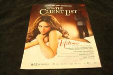 JENNIFER LOVE HEWITT in THE CLIENT LIST Emmy ad Cybill Shepherd, Lifetime