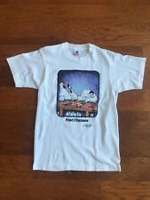 Vintage Funny Hipster Shirt Fried Chickens Size Medium Slim