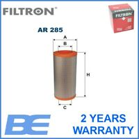 Fits Iveco AIR FILTER Genuine Heavy Duty Filtron AR285 504064501