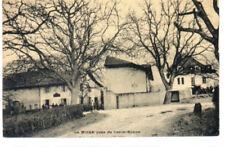 (S-100375) SUISSE - CH-LA CROIX ROZON CPA