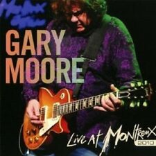 """GARY MOORE """"LIVE AT MONTREUX 2010"""" CD NEUWARE"""