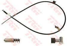 gch2562 TRW Cable, FRENO DE MANO TRASERO izqdo.