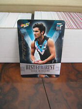 PORT ADELAIDE CHAD WINGARD 2014 AFL SELECT CHAMPIONS BF13 BEST AND & FAIRESTCARD