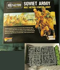 Bolt Action WGB-START-05 WWII Soviet Army Starter Box Set Warlord Games Russian
