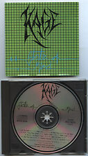 """KAGE """"State of mind"""" ORG cd indie US heavy metal 90,Leatherwolf,Bellicose"""