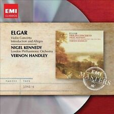 Violin Concerto / Introduction & Allegro, New Music