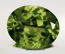 8x6 MM Oval Cut Peridot All Natural Without Treatment