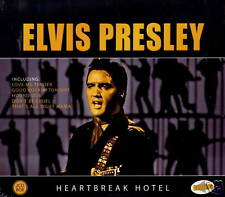 Elvis Presley-Heartbreak Hotel 2 CD (NUOVO + OVP)