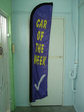 CAR of the WEEK flags banner ***CHEAP***