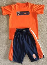 Syracuse Athletic Outfit For A Boy In Size Y-Small/8-10