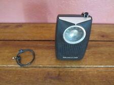 VINTAGE TRANSISTOR RADIO PANASONIC R-1052 WORKS